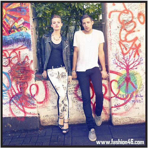 Latest fashion news, latest dresses, hudson, life & style, hudson jeans spring summer, best ad campaigns, ads campaign, fashion jeans 2013, fashion for summer 2013, georgia jagger hudson, fashion with jeans, jeans fashion 2013, jeans in fashion, jeans fashion, new jeans