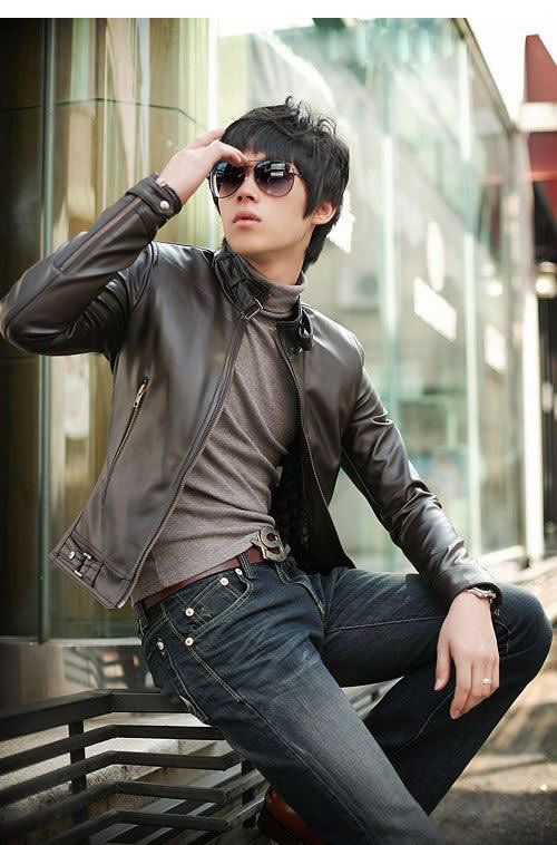 stylish leather jackets, brad pitt black leather jacket, buying a leather jacket