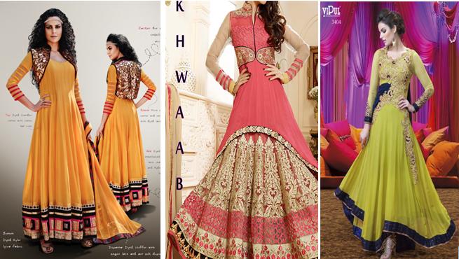 lehenga sarees, lehenga choli, beautiful angarakha, salwar suit, indian ethnic wear