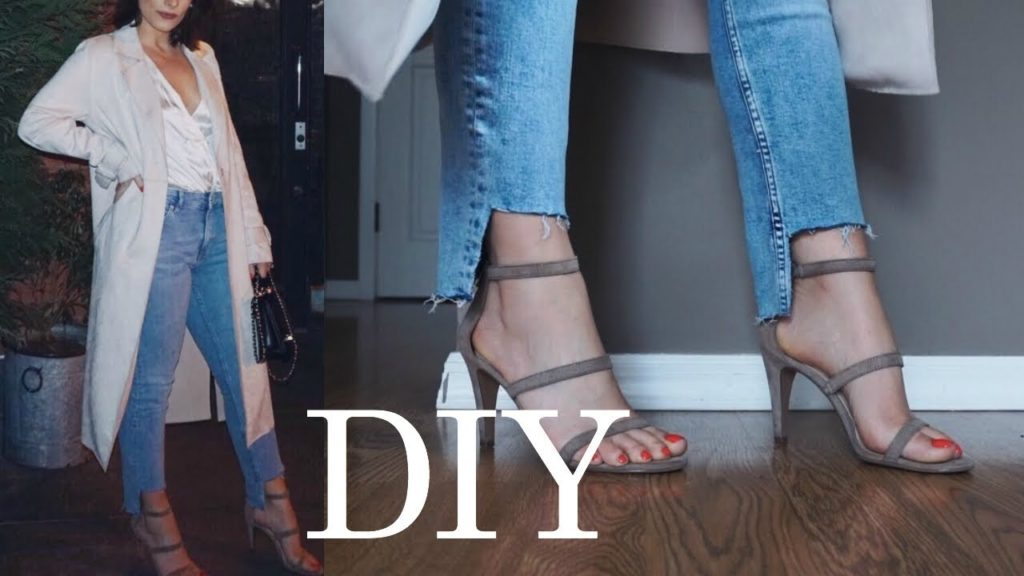 Create DIY fashion trends
